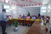 La municipalité de Wadi El-Lil a organisé un cours de formation pour les membres du conseil municipal en partenariat avec la Fondation Jasmine sur la planification de la sécurité, la composante et la bonne gouvernance locale M. Tahir Al-Wadrani Le cours s